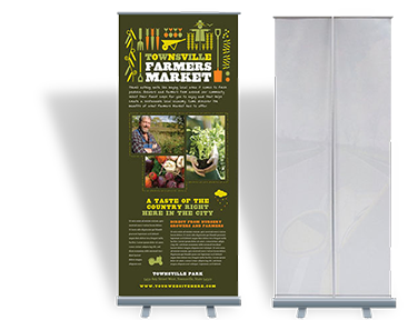 RETRACTABLE BANNERS PRINTING