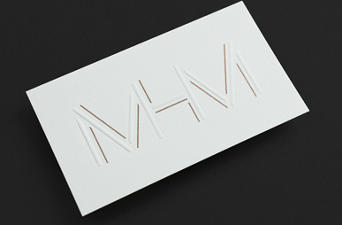 raised business cards printing - Raised Lettering Business Cards
